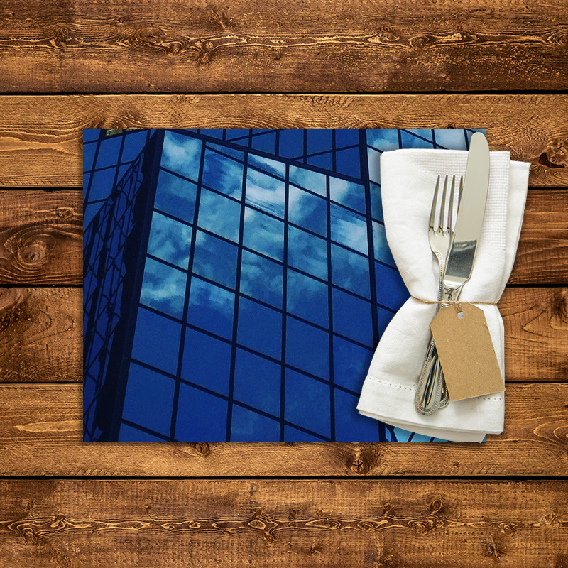 Set de table personnalis miroir fabulhouse kitchen - Set de table personnalise ...