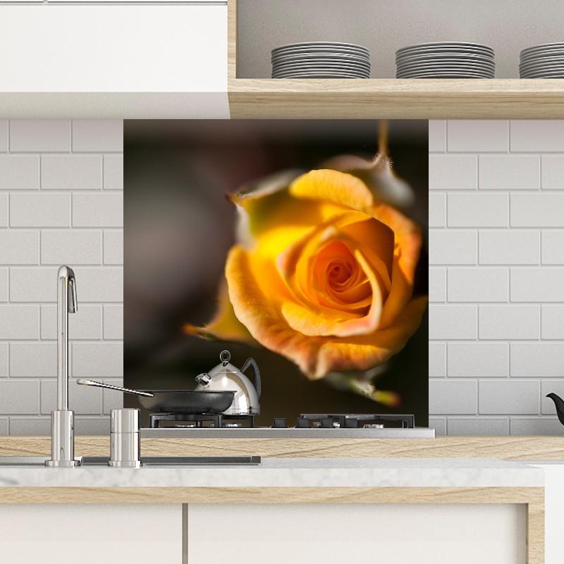 cr dence rose jaune en bouton fabulhouse kitchen. Black Bedroom Furniture Sets. Home Design Ideas