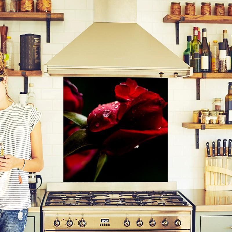 cr dence rose grandhuit 1 fabulhouse kitchen. Black Bedroom Furniture Sets. Home Design Ideas