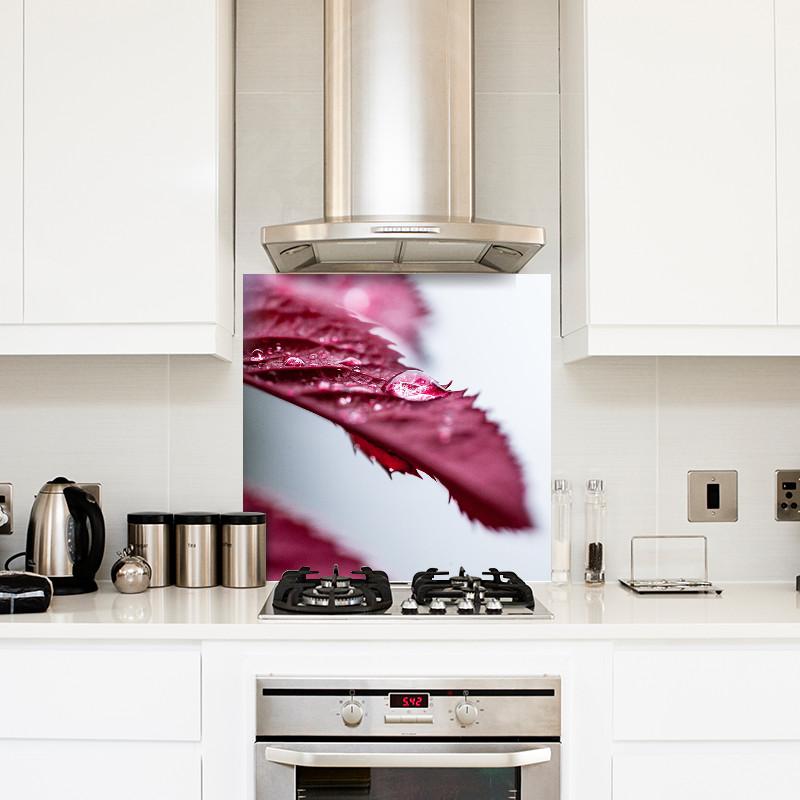 cr dence feuille de rosier grandhuit fabulhouse kitchen. Black Bedroom Furniture Sets. Home Design Ideas